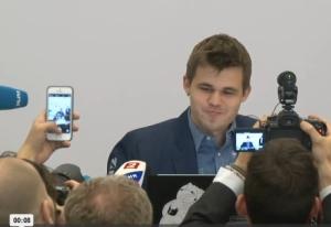 Carlsen WCC 2014