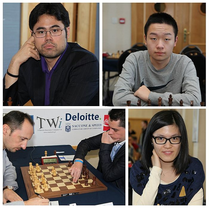 Gibraltar Masters Open 2015 - Zvijezde turnira